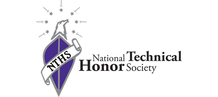 Logo: National Technical Honor Society