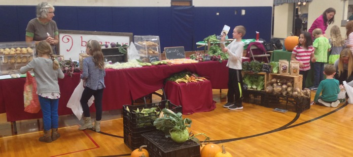 Farm to School sale event