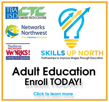 Adult Education Skills Up North.